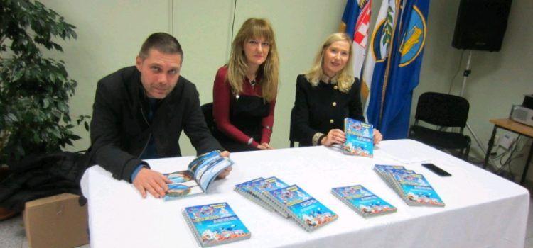 """U Kukljici predstavljena knjiga """"Romantic Islands"""" autorice Ane Dobrović"""