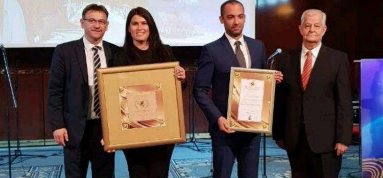INTERSTAS 2018. Glavna nagrada Vir turizmu, a posebno priznanje načelniku Kapoviću