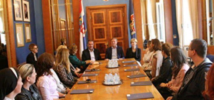 Gradonačelnik Dukić potpisao ugovore o sufinanciranju 22 zadarska vrtića