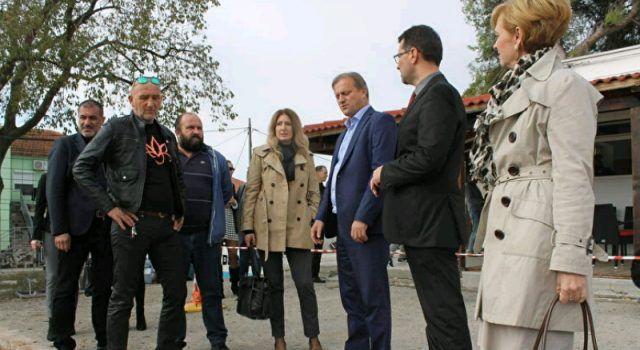 Gradonačelnik Dukić obišao radove u Mjesnom odboru Brodarica