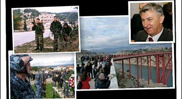 Gardijske brigade, specijalci i udovice protive se županu Longinu: Spomenik poginulima treba biti u Maslenici!