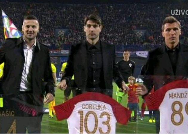 VELIKI IGRAČI Subašić, Ćorluka i Mandžo oprostili se od reprezentacije