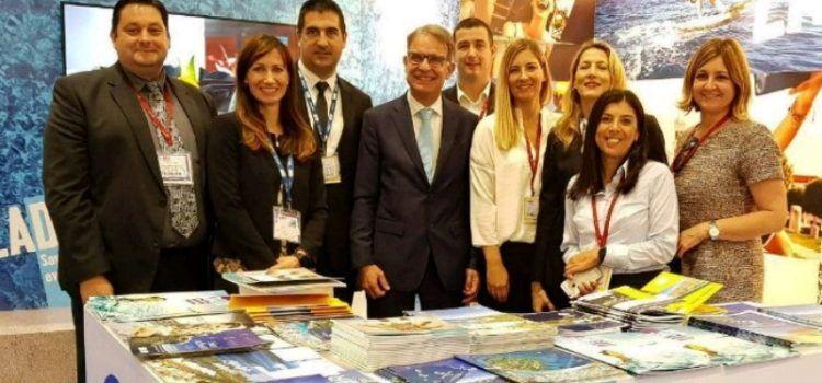 Virani predstavili otok na turističkim sajmovima u Londonu, Pragu i Budimpešti