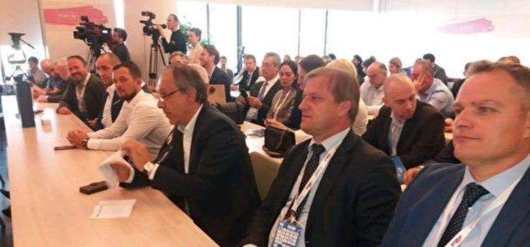 Gradonačelnik Dukić na konferenciji poduzetnika iseljene Hrvatske
