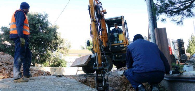 Nastavljaju se radovi na II. i III. fazi vodovodne i kanalizacijske mreže otoka Vira