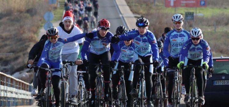 Više od 300 sudionika na 25. Virskoj biciklijadi