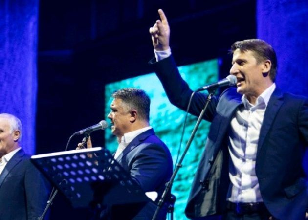 GALERIJA Klapa Intrade održala spektakularan koncert u Splitu