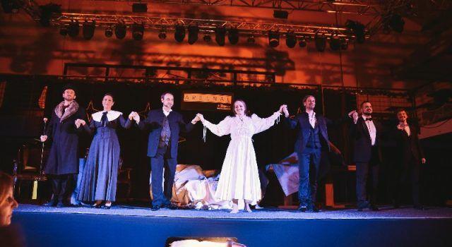 GALERIJA Opera La Traviata Giuseppea Verdija izvedena u Arsenalu