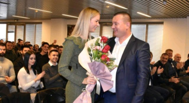 Za predsjednicu Mladeži HDZ-a Zadarske županije izabrana Nikolina Baradić