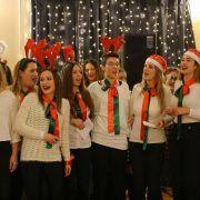 GALERIJA Božićni koncert na Sveučilištu u Zadru
