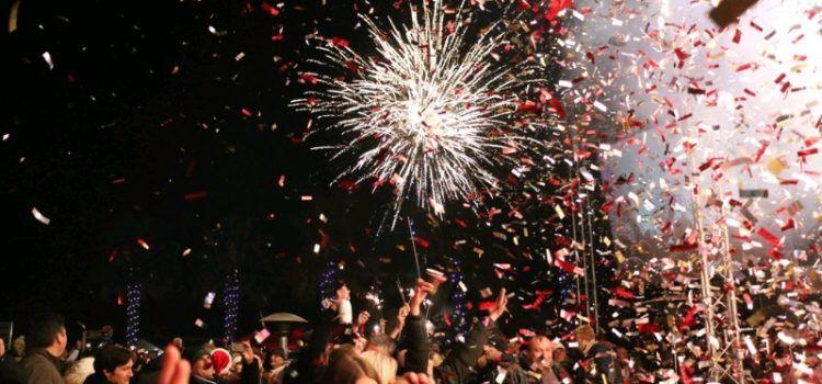 Spektakularan doček Nove godine na Viru uz Luku Nižetića