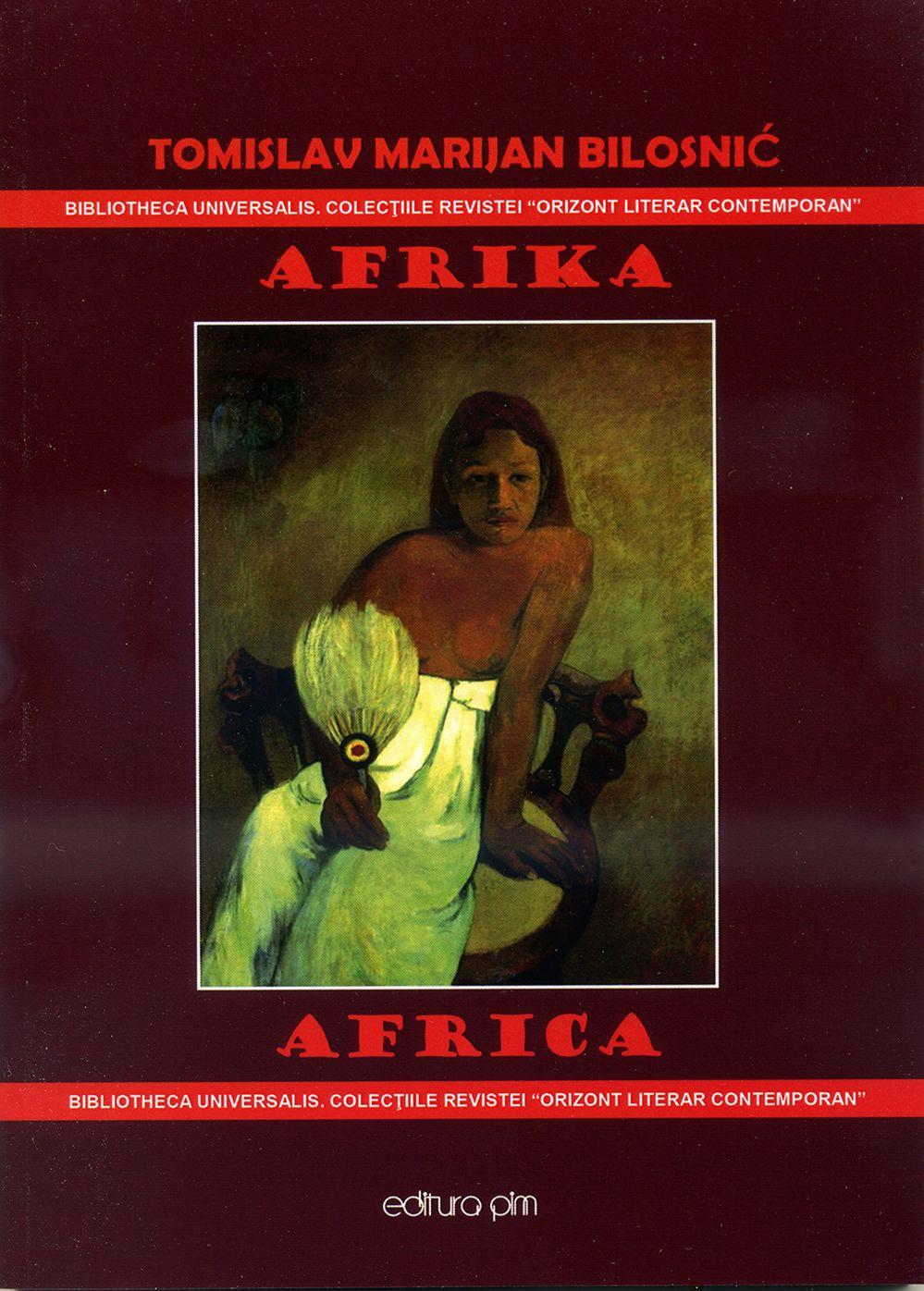 4. Rumunjsko-englesko izdanje Afrike