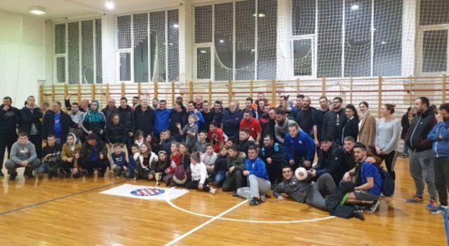 Humanitarni turnir za pomoć djevojčici Katarini Karamatić