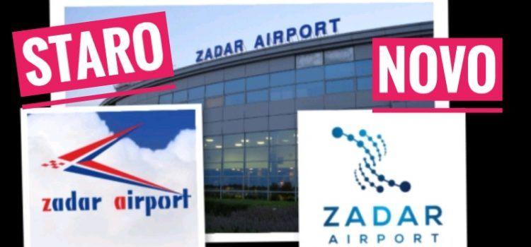 Klišmanić nakon 27 godina promijenio logo Zračne luke Zadar