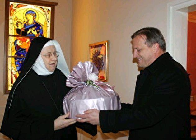 Gradonačelnik posjetio Benediktinke povodom blagdana Sv. Stošije