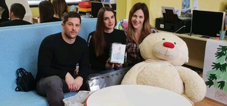 Članovi KK Diadora predali vrijednu donaciju Udruzi za autizam