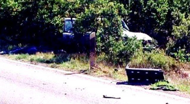 Poginuo 58-godišnji vozač: Sletio s kolnika i udario u stablo