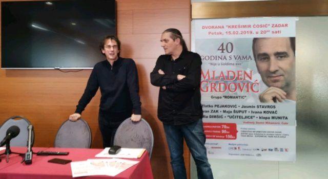 LEGENDA Grdović se nije pojavio na vlastitoj konferenciji za medije