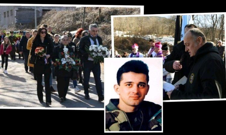 Obljetnica pogibije ratnog heroja Damira Tomljanovića Gavrana ubijenog na Velebitu