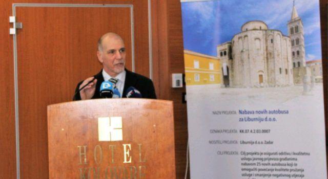 Zadar dobiva 25 novih autobusa vrijednih 44,9 milijuna kuna