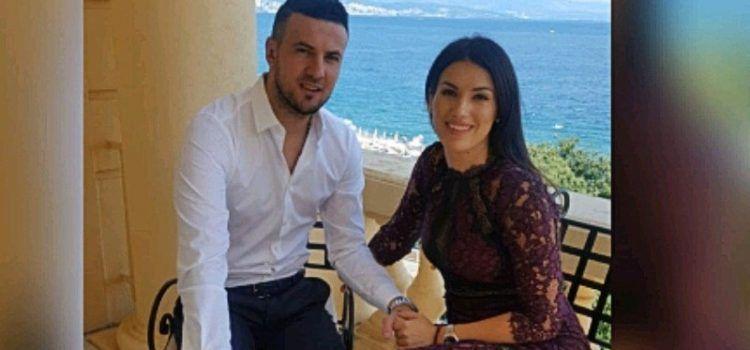 LIJEPA VIJEST Danijel Subašić i njegova Antonija očekuju bebu