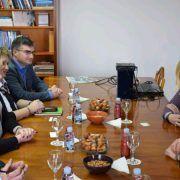 Rektor Sveučilišta u Trstu danas posjetio Sveučilište u Zadru: Dogovorena suradnja