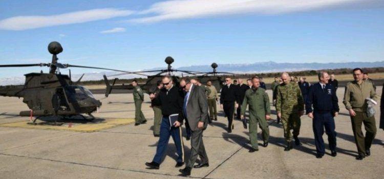 Američki generali posjetili vojarnu u Zemuniku