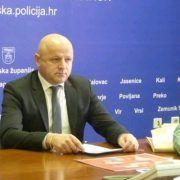 Smjenjen šef Krim policije u Zadru – alkoholiziran izazvao prometnu nesreću