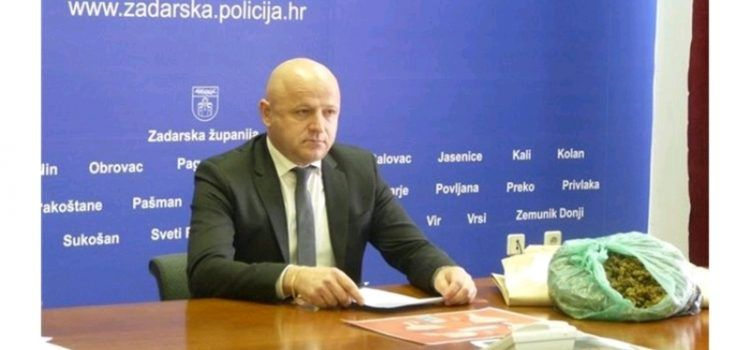 Policija predstavila rezultate istraživanja zlouporabe droga i gospodarskog kriminaliteta.