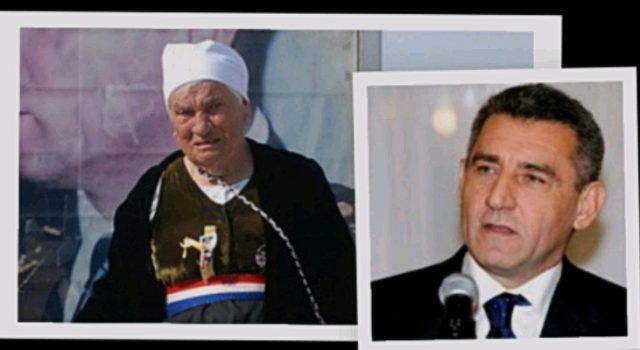 Umrla Marija Miočev, teta koja je odgojila generala Antu Gotovinu