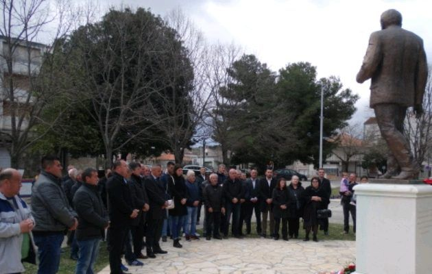 GALERIJA Obilježena 29. obljetnica HDZ-a u Benkovcu i pokušaja ubojstva Tuđmana