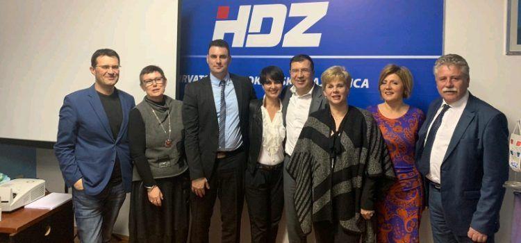 Osnovana Zajednica poduzetnika i obrtnika HDZ-a Zadarske županije
