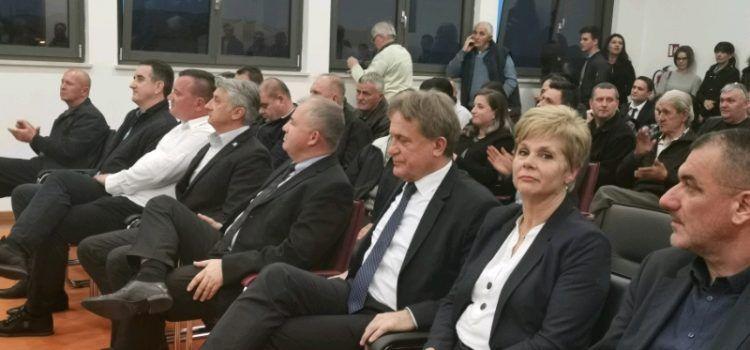 GALERIJA Proslavljena 29. obljetnica osnutka HDZ-a općine Jasenice