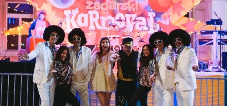 GALERIJA Izabrane najbolje maske na Zadarskom karnevalu