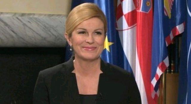 Predsjednica dolazi u Zadar: Obići će Sveučilište, Gimnaziju i Marasku