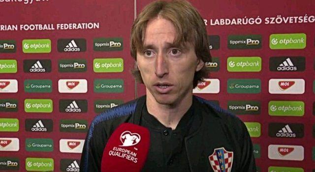 """Luka Modrić: """"Moramo se probuditi jer ćemo imati velikih problema"""""""