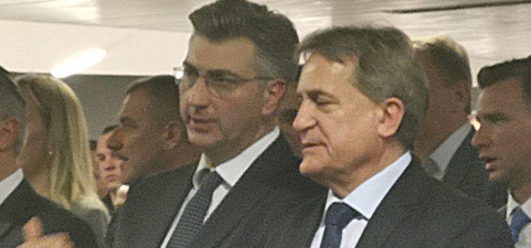 GALERIJA Plenković na Višnjiku: Ulaže se milijardu i po kuna u Zadarsku županiju