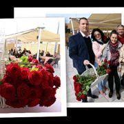 OBILJEŽEN DAN ŽENA Kolači, kava i crvene ruže za žene u Viru