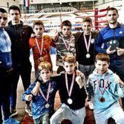 Mladi boksači iz zadarskog kluba Ares osvojili tri zlatne i tri srebrne medalje!