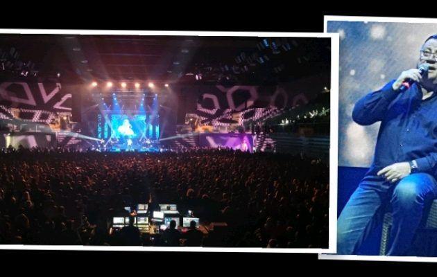 Nakon Zadra, Halid Bešlić održao spektakularan koncert i u Varaždinu