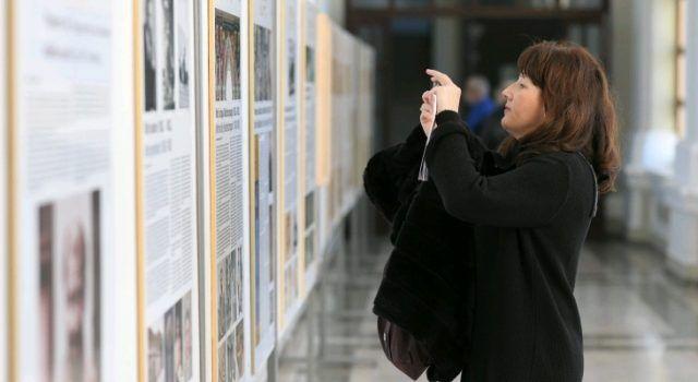 Na Sveučilištu u Zadru otvorena je izložba o Gustavu Klimtu