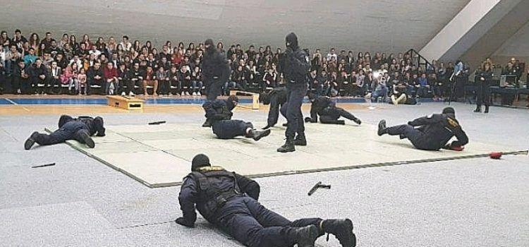 POSTANI POLICAJAC Dan otvorenih vrata Policijske akademije i PU zadarske