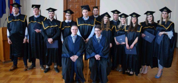 SVEČANOST NA SVEUČILIŠTU Promovirani prvostupnici i nagrađeni najbolji studenti povijesti