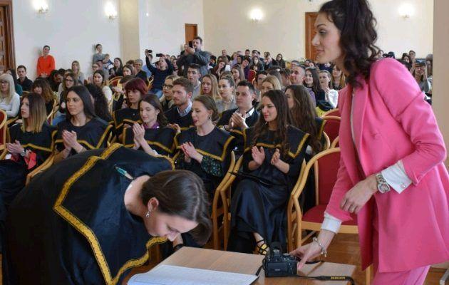 Na Sveučilištu u Zadru promovirano je 22 prvostupnika hrvatskog jezika i književnosti