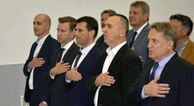 SUKOŠAN Proslava 29. godišnjice HDZ-a; Najavljen dovršetak velikih projekata