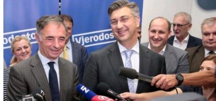 Zamjeraju HDZ-u koaliciju s Pupovcem – UJEDINJUJE SE HRVATSKA DESNICA