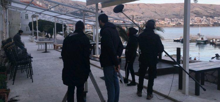 """Na Pagu se snimao film """"Branka"""" redatelja Marka Ugrine"""