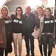 DAROVALI KRV Članovi HSP dr. Ante Starčević pridružili se DDK Kalelarga