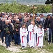 GALERIJA Mnoštvo vjernika proslavilo blagdan Cvjetnice u župi Sv. Mihovila