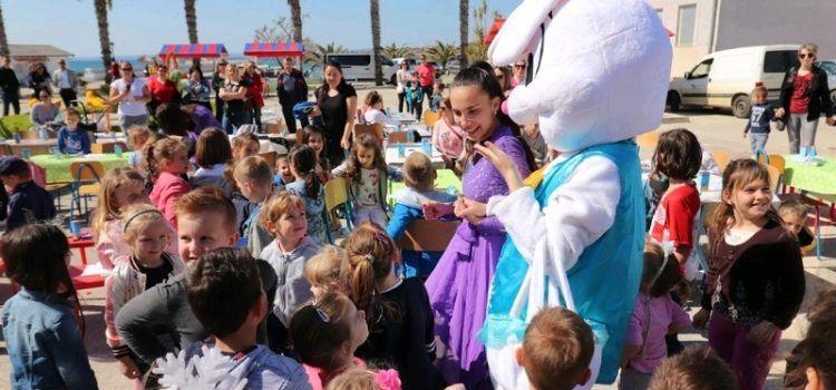 GALERIJA Uskrsna radionica i predstava za virske mališane